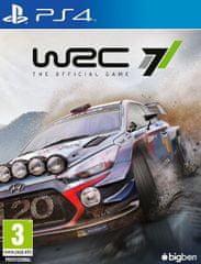 Bigben WRC 7 (PS4)