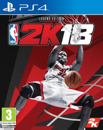 Take 2 NBA 2k18 - Legend Edition (PS4)