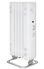 Mill oljni radiator 1000W JA1000, bel