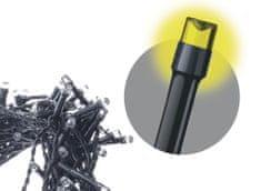 Emos 500 LED řetěz, 50m, teplá bílá, časovač