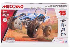MECCANO Meccano Zestaw - pojazd terenowy 15 wariantów w 1