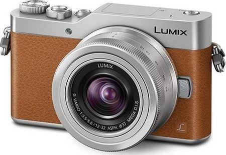 Panasonic Lumix DMC-GX800 + 12-32 mm Brown