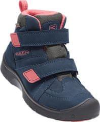 KEEN dječja obuća Hikeport Mid Strap Wp K