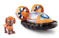 Spin Master Paw Patrol Základné vozidlá s figúrkou Zuma