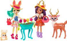 Mattel Enchantimals Magiczny ogród