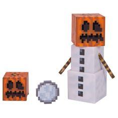 TM Toys TM Toys Minecraft - Śnieżny Golem figurka kolekcjonerska z akcesoriami