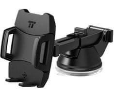 TaoTronics vakuumski nosač za auto SH017, crna