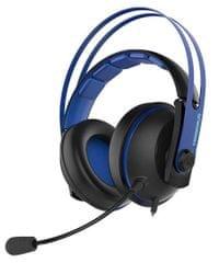 Asus Cerberus V2 (90YH016B-B1UA00) headset, Kék