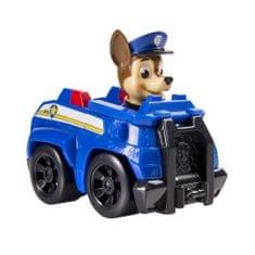 Spin Master Paw Patrol Autíčko záchranár Chase - modré