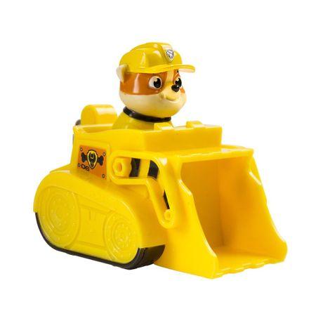 Spin Master samochód ratowniczy Psi Patrol Rubble - żółte
