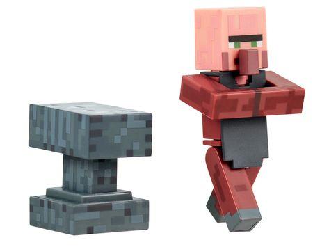 TM Toys Minecraft - Figurka Blacksmith Villager