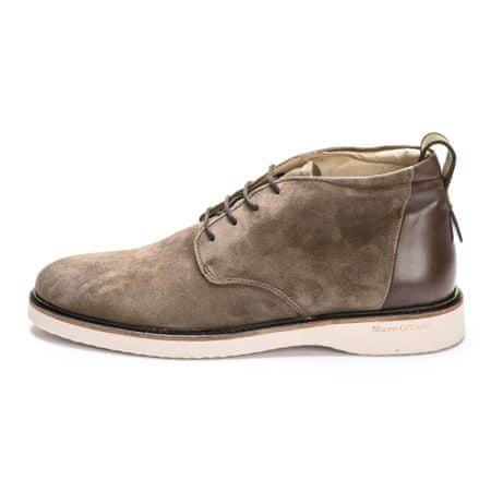 74b5b8bc7b261 Marc O´Polo pánská kotníčková obuv 44 hnědá | MALL.CZ