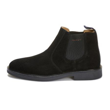9a7af2c2e Gant pánská kotníčková obuv Spencer 45 čierna | MALL.SK