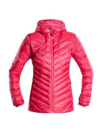 Berghaus Tephra Stretch Dwn Jkt Pink/Pink 10