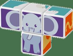 Geomag Magicube - Zestaw Zwierzęta