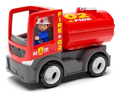 Igráček MULTIGO FIRE – cisterna s hasičom