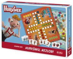 "EFKO ""Hurvínku ne mérgelődj"" játékok"