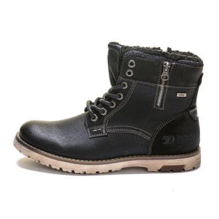 fae079db31 Tom Tailor pánská kotníčková obuv 42 černá