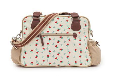 Pink Lining torba za previjanje NOT SO PLANE JANE, smeđe/crvena