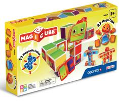 Geomag Magicube - Zestaw Roboty