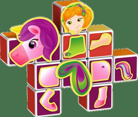 TM Toys Magicube - hercegnő készlet