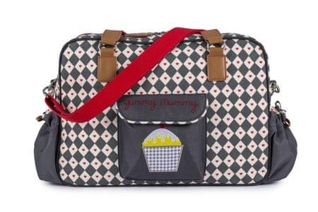 Pink Lining torba za previjanje YUMMY MUMMY, Diamanti