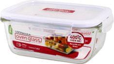 Lock&Lock pudełko na żywność ze szkła borokrzemianowego spożywczego 740ml