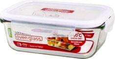 Lock&Lock pudełko na żywność ze szkła borokrzemianowego spożywczego 630 ml