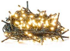 Retlux Napojitelný řetěz 150 LED teplá bílá