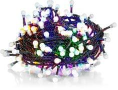 Retlux řetěz kuličky classic 8 funkcí 100LED multicolour - rozbaleno