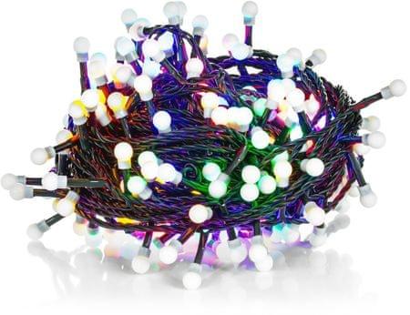 Retlux łańcuch świetlny - 8 funkcji 100 x LED Multicolor