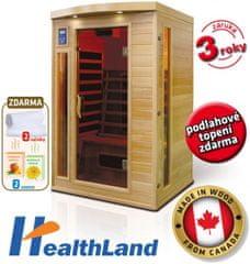 V-Garden Sauna IFRARED Healthland DeLUXE 2220 CB/CR