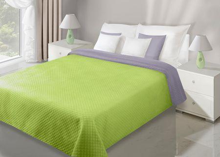 My Best Home narzuta na łóżko Axel 220 x 240 cm, zielona