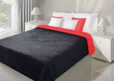 My Best Home narzuta na łóżko Axel 220 x 240 cm, czarna