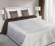 My Best Home narzuta na łóżko Gregor 220 x 240 cm, kremowo-brązowa