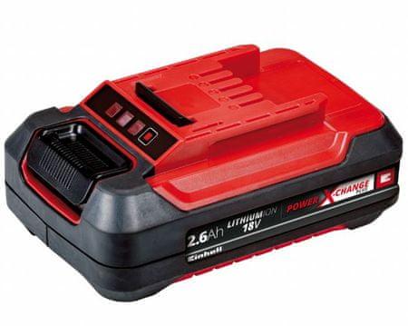 Einhell Baterie Power X-Change 18 V 2,6 Ah 4511436
