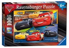 Ravensburger Disney Auta 3 II: 100 elementów