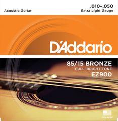 Daddario EZ900 Kovové struny na akustickú gitaru