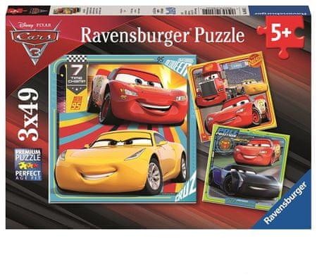 Ravensburger Disney Verdák 3 I 3x49 darabos
