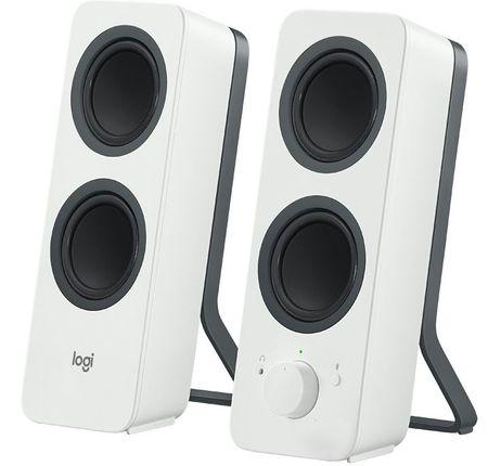 Logitech Z207 Bluetooth zvočniki, beli