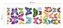 4 - Walplus Samolepky s motýľmi WS4014