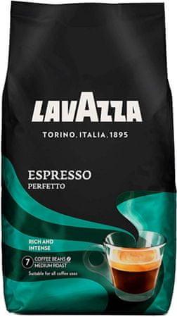 Lavazza Espresso Perfetto kava u zrnu, 1 kg