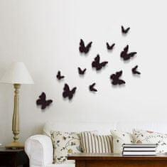 Walplus Motýli 3D WS1008