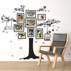 Walplus nakleki ścienne Drzewo ze zdjęciami WS9021
