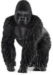 Schleich Zvieratko - gorilí samec