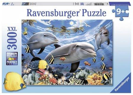 Ravensburger Karibský úsmev 300 dielikov