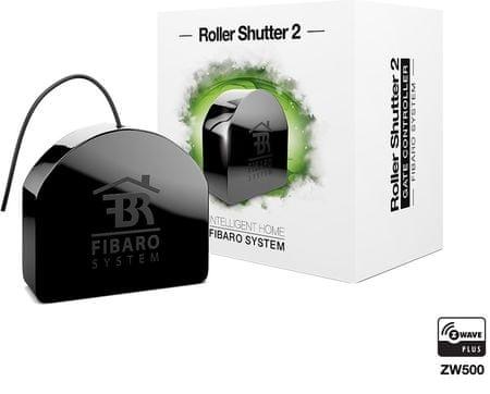 FIBARO krmilnik za rolete/vrata 2 FGR-222