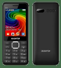Aligator D940, Dual SIM, čierny