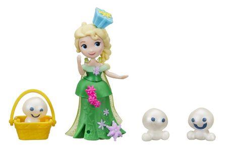 f8d1bd9fd699 Disney Frozen malá bábika Elsa Snowgies