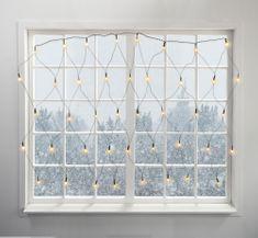 Retlux vianočná sieť 120LED studená biela